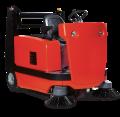 Zamiatarka ssąca tks140-150 Diesel